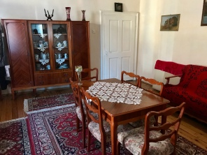 Parsonage dining room,